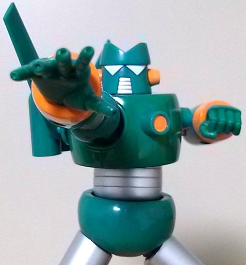 スーパーロボット超合金 カンタム・ロボ11