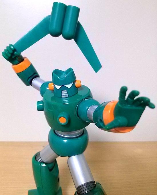 スーパーロボット超合金 カンタム・ロボ12