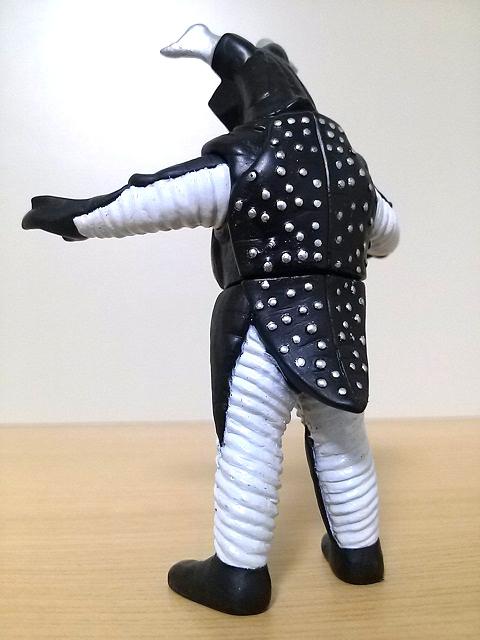 プレイヒーロー ウルトラマン対決セット ソフビ道 ゼットン0