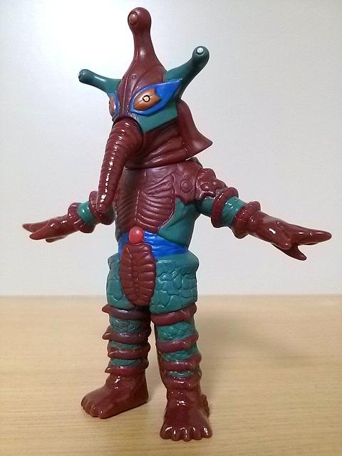 プレイヒーロー ウルトラマン対決セット ソフビ道 ヒッポリト星人