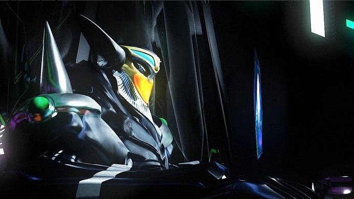 新ウルトラマン列伝 大怪獣ラッシュ メフィラス星人ジェント