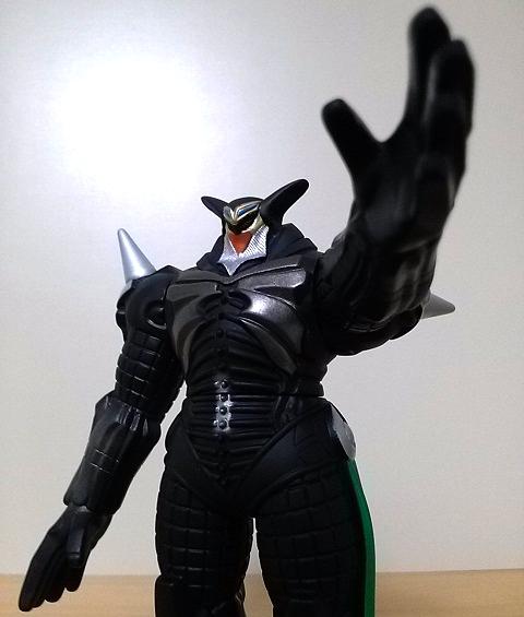 大怪獣ラッシュ ギャラクシーハンターズ メフィラス星人ジェント2