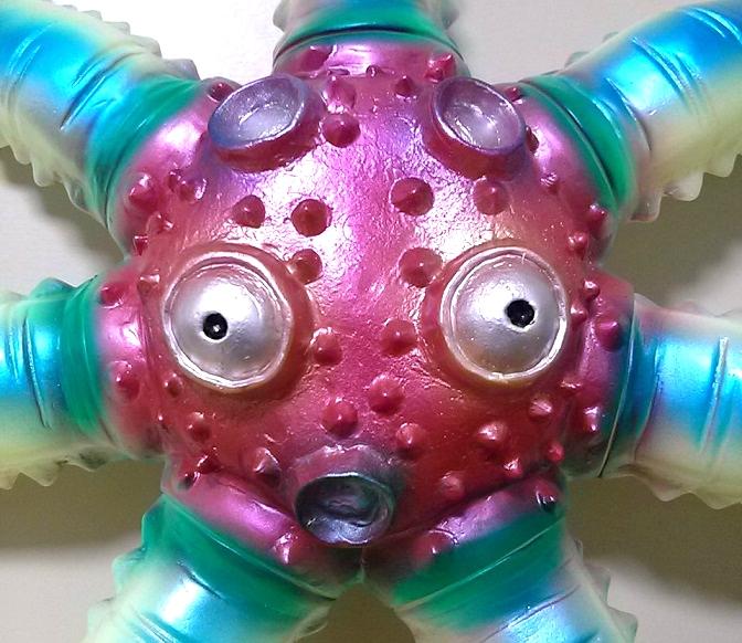 円盤生物 デモス ベアモデル5