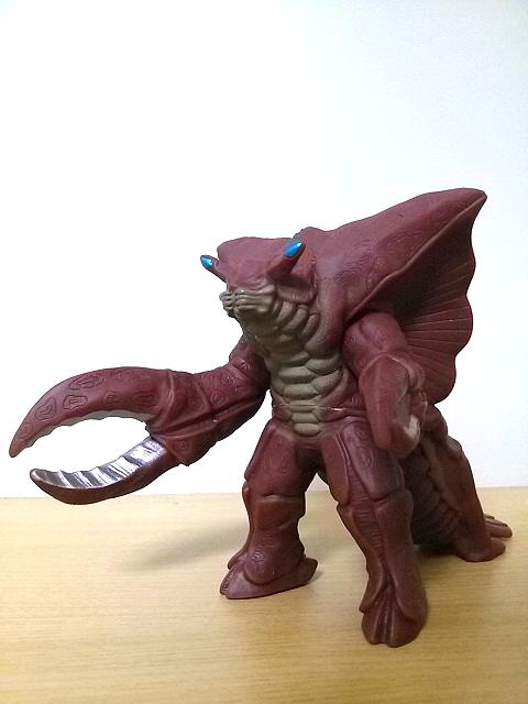 ウルトラ怪獣500 レイキュバス