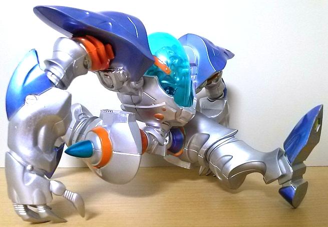 ウルトラ怪獣DX チブル星人エクセラー2