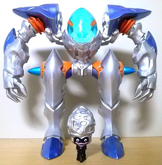ウルトラ怪獣DX チブル星人エクセラー4