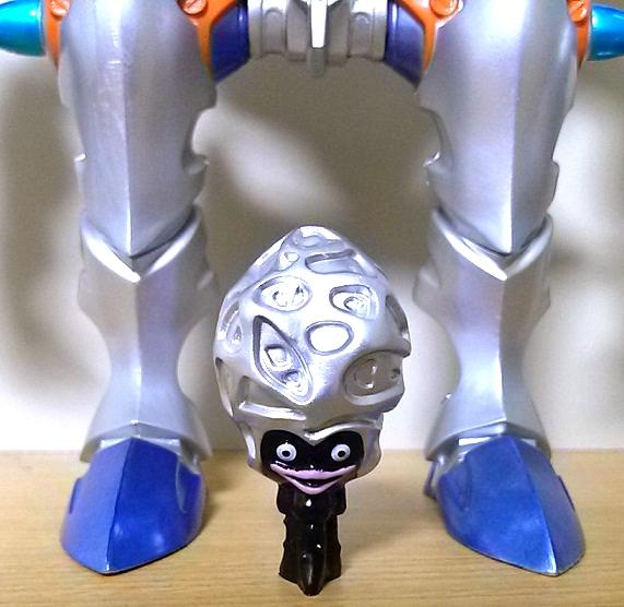 ウルトラ怪獣DX チブル星人エクセラー5
