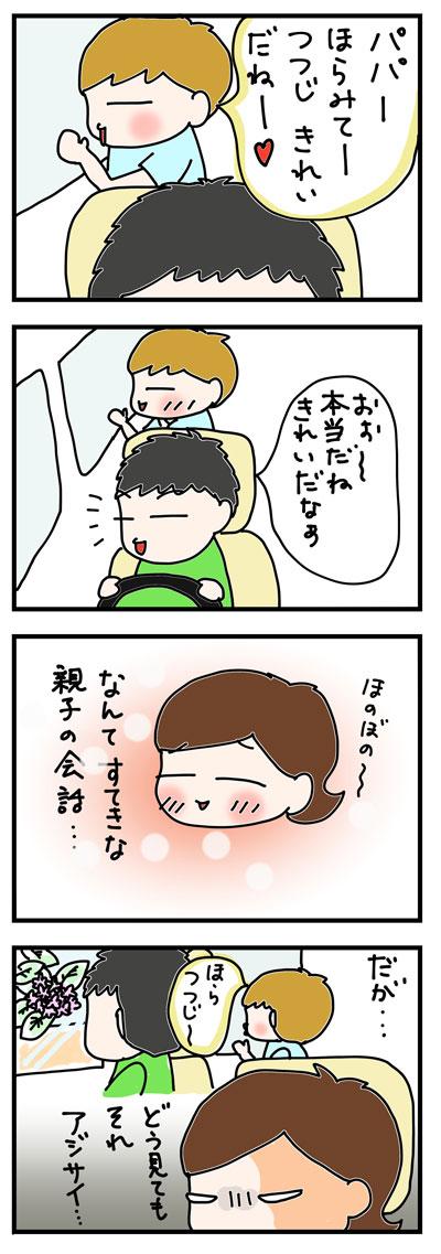 4コマ(ダンナと洋)1