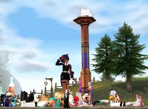 和みのたいまつ広場