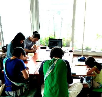 お習字教室