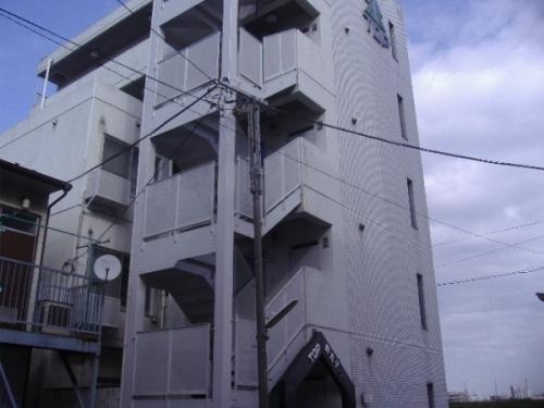 TOP新丸子第4 外観