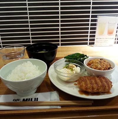 無印カフェcafe&meal muji