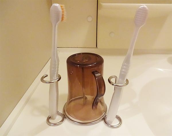ケユカ歯ブラシスタンド