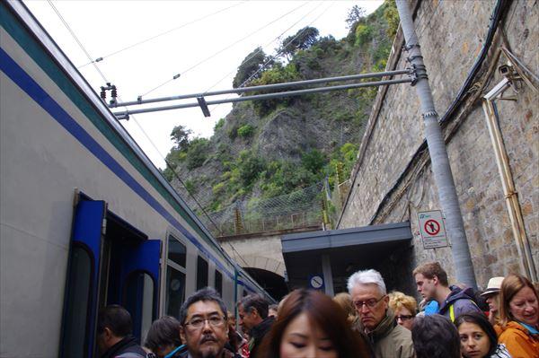 イタリア 電車
