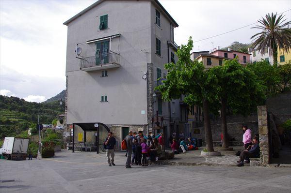 チンクエテッレ コルニリア