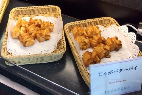 1906じゃがバターパイ01@東京ベイ舞浜ホテル FINE TERRACE 2014年07月