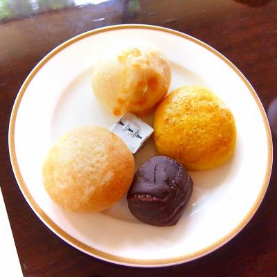 パン01@Bakery Restaurant Saint Marc 2014年07月23日