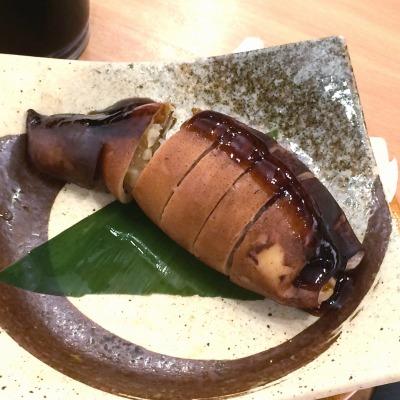 01イカ飯01@魚卸回転寿司 ダイマル水産 2014年08月