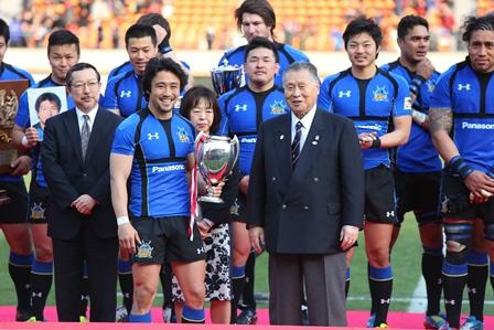 日本選手権表彰式1