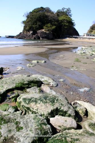 松崎町の海岸