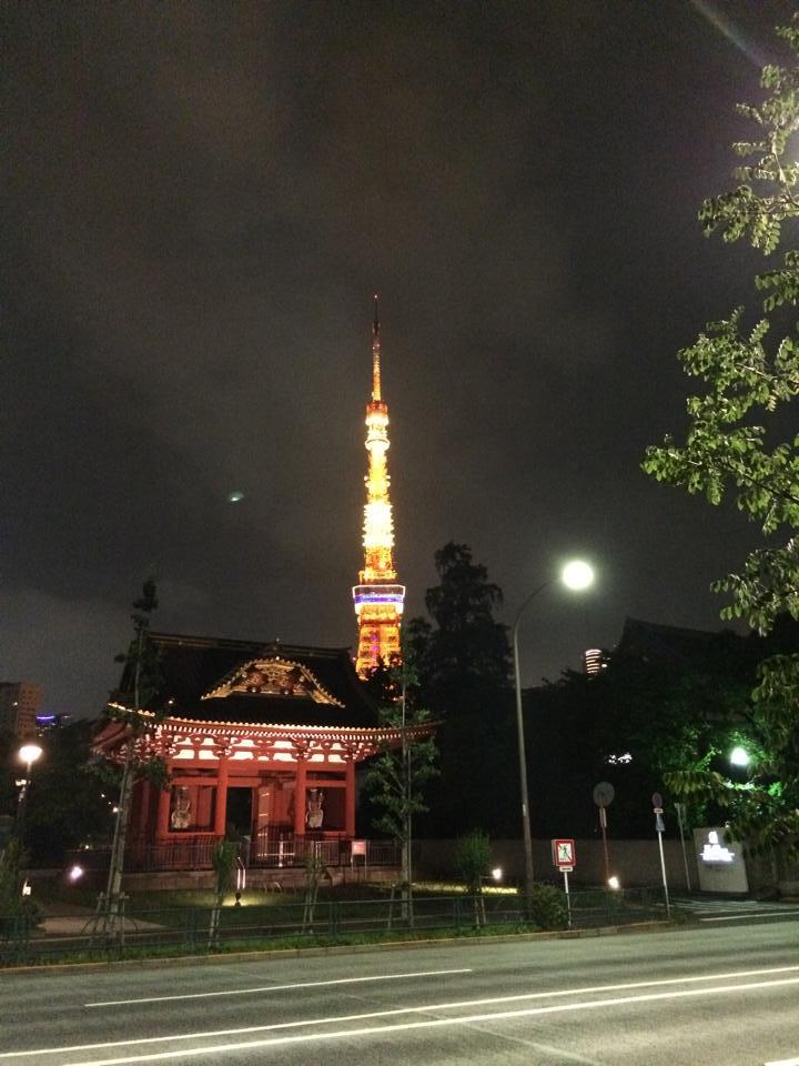 そして東京