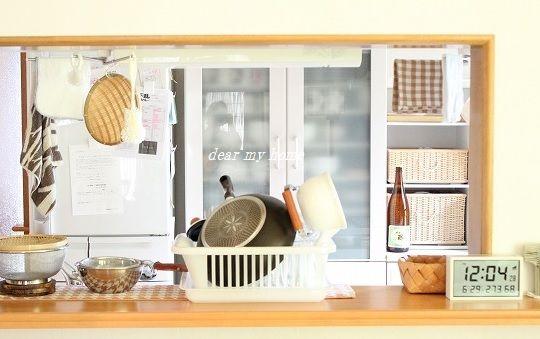今日(6/29)のキッチン
