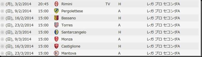 Bellaria.2013-2014 2~3