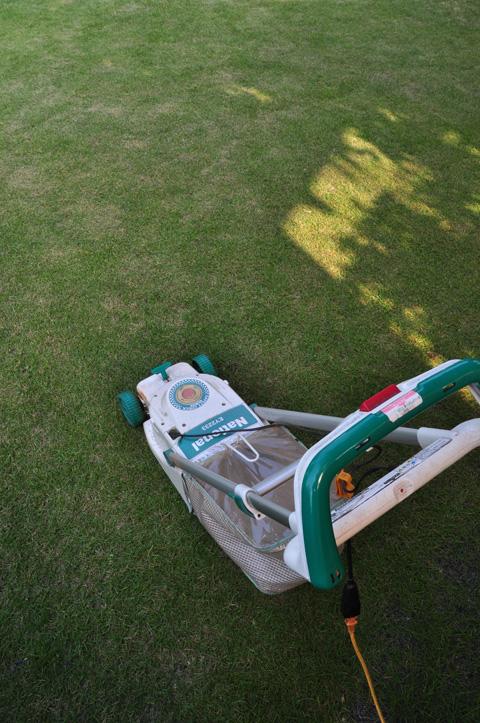 芝刈りだよ