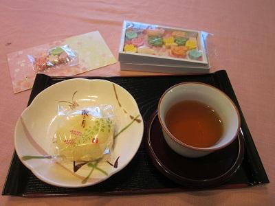 お茶時間1