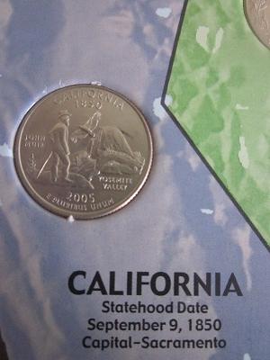 カリフォルニア・コイン