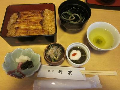 アナゴ丼1