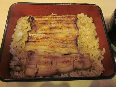 アナゴ丼2