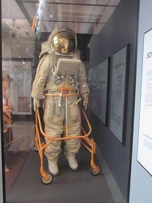 ソビエト宇宙服