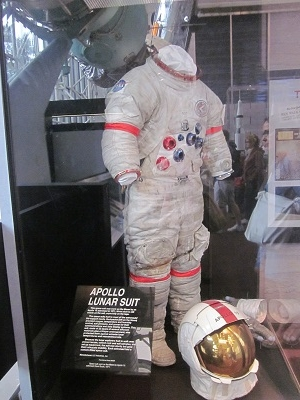 アメリカ宇宙服