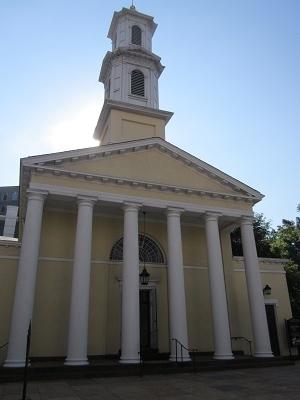 セントジョンズ教会