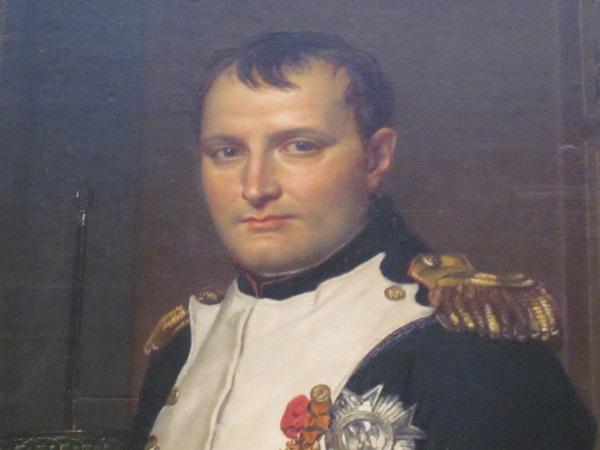 書斎のナポレオン2