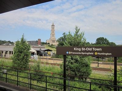 地下鉄キングストリート駅