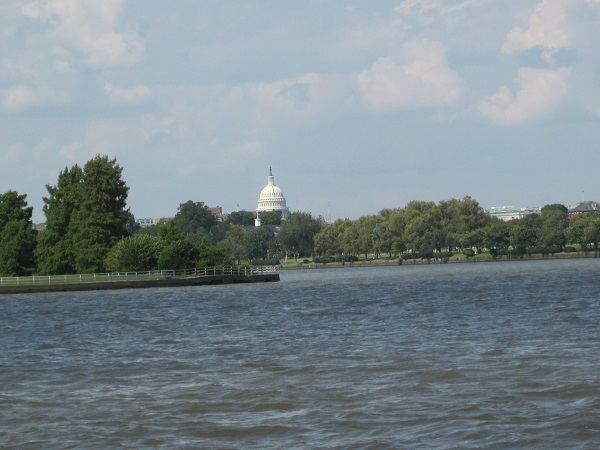 川からの風景1