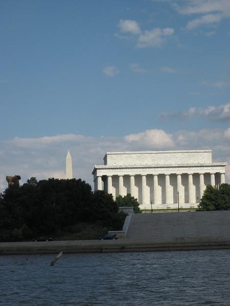 リンカーン記念塔