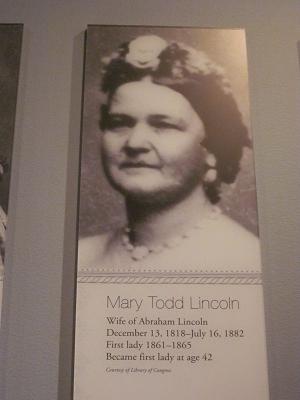 16代エイブラハム・リンカーン妻2