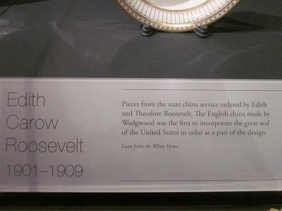 26代セオドア・ルーズベルト妻1