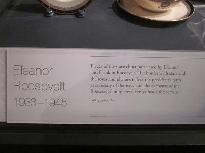 32代フランクリン・デラノウ・ルーズベルト妻1