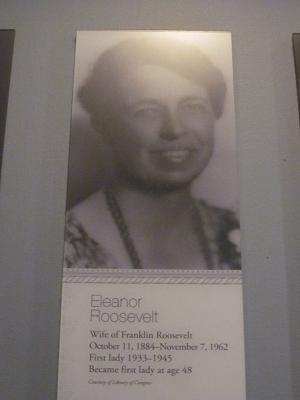 32代フランクリン・デラノウ・ルーズベルト妻2