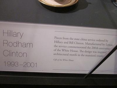 42代ビル・ジェファーソン・クリントン妻1