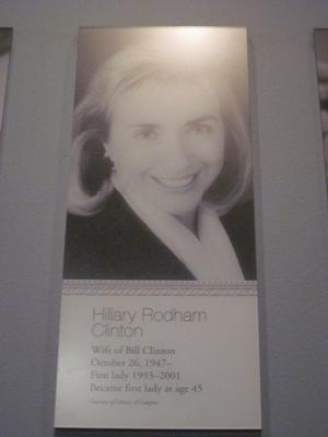42代ビル・ジェファーソン・クリントン妻2