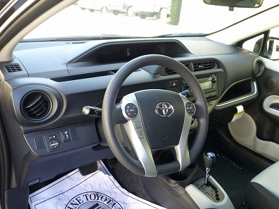 Prius C TWO07