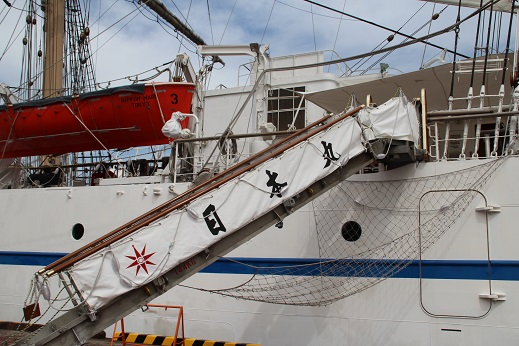 日本丸 2014-5-27-2