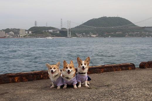 平日の門司港1 2014-5-27-1