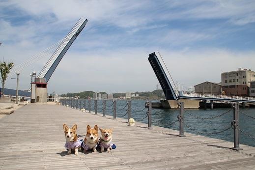 平日の門司港1 2014-5-27-7