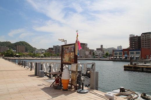 平日の門司港1 2014-5-27-9